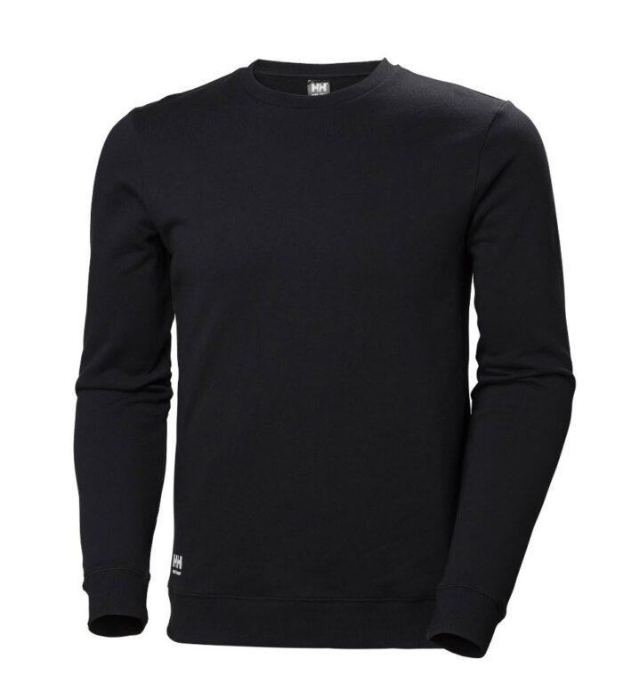 Helly Hansen Manchester sweater zwart