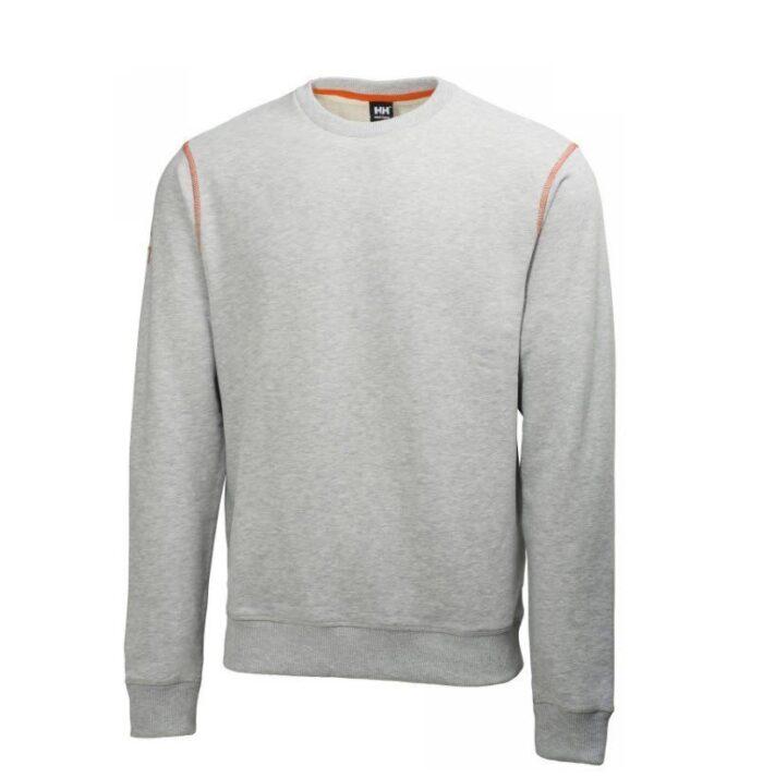 Helly Hansen Oxfort Sweater (310gr-m2) grijs
