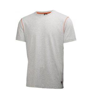 Helly Hansen Oxfort T-shirt (200gr-m2) grijs-melange