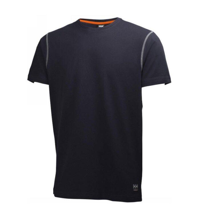 Helly Hansen Oxfort T-shirt (200gr-m2) marine