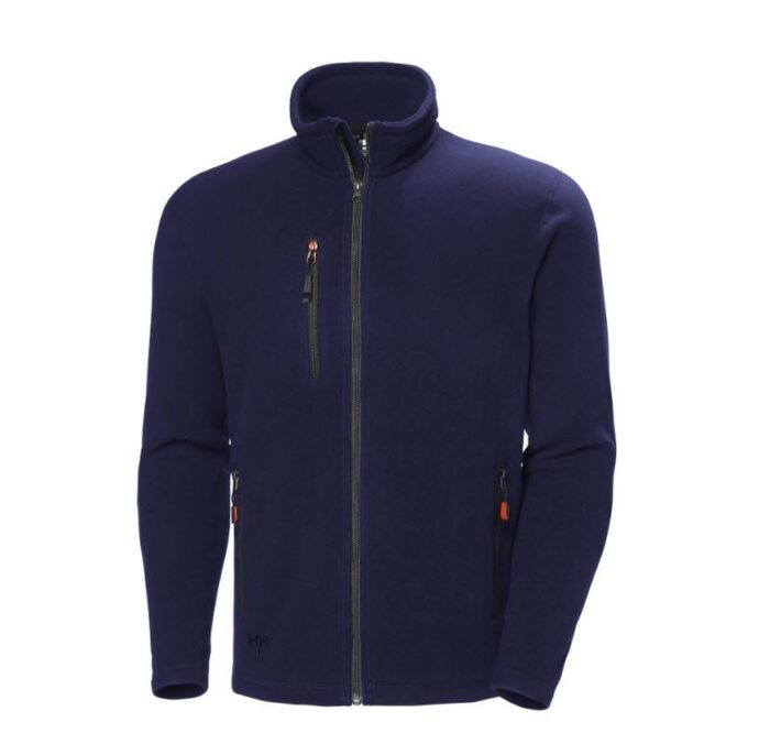 Helly Hansen Oxfort fleece jacket (251gr-m2) marine