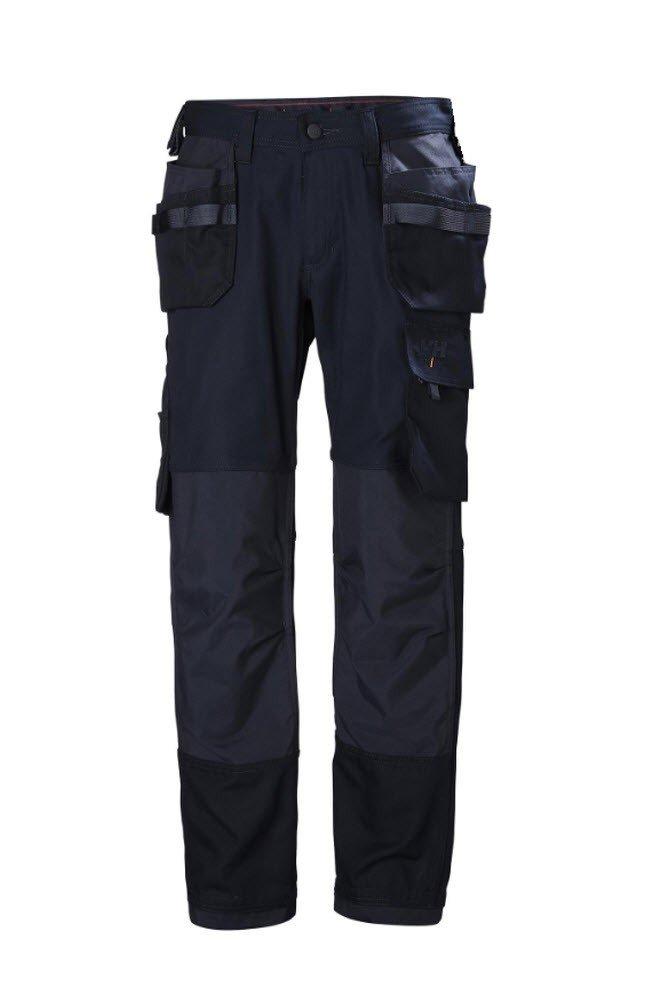 Helly Hansen Oxfort heavy werkbroek (265gr-m2) marine