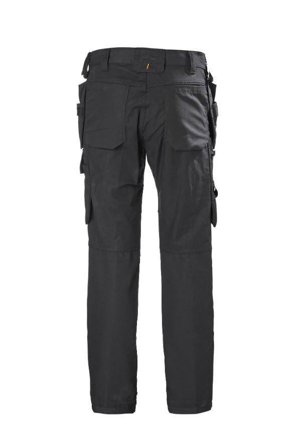 Helly Hansen Oxfort heavy werkbroek (265gr-m2) zwart b