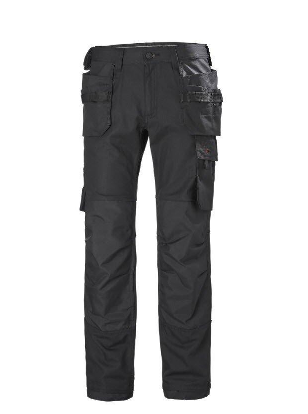 Helly Hansen Oxfort heavy werkbroek (265gr-m2) zwart