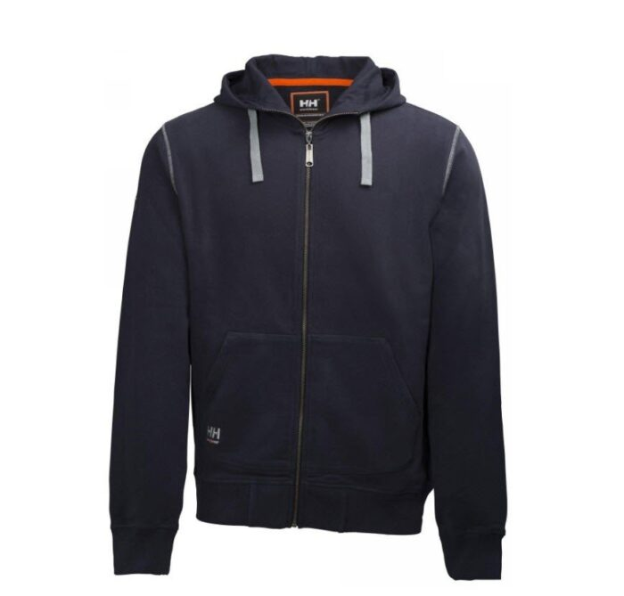 Helly Hansen Oxfort hoodie (310gr-m2) marine