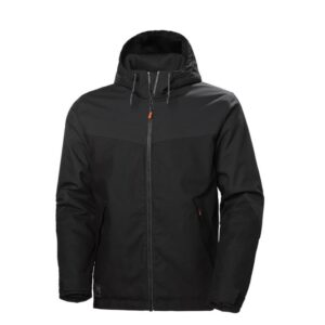 Helly Hansen Oxfort softshell winter jas zwart
