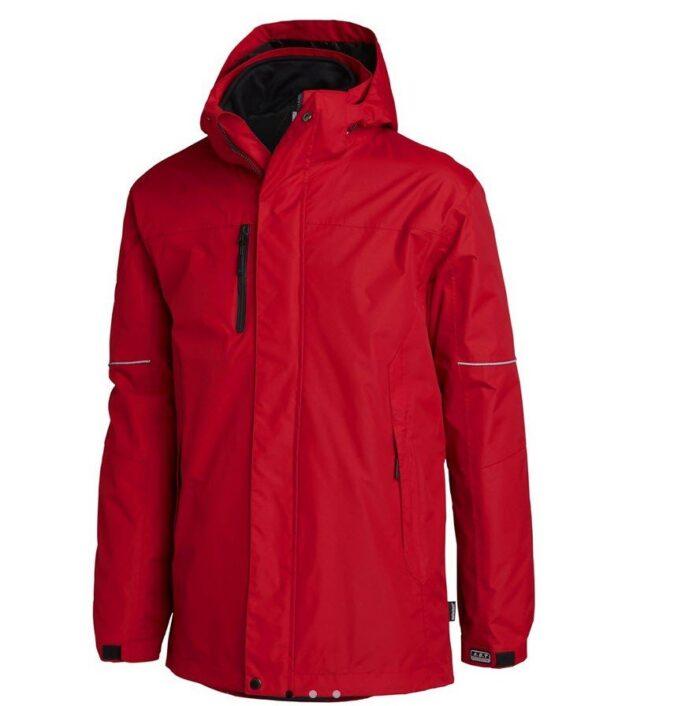 Matterhorn 3in1 jas winddicht (MH-952) Heren rood