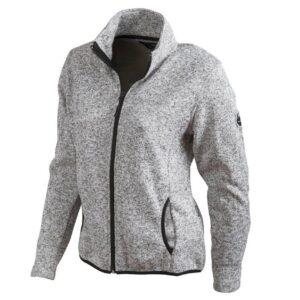 Matterhorn Dames Fleece jas (MH-127D) grijs