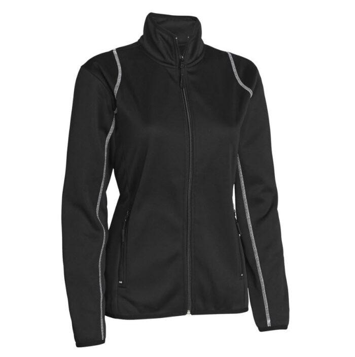 Matterhorn Power Fleece jas (MH-747) Dames zwart
