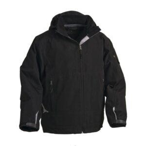 Matterhorn Shell jack (MH-437) zwart