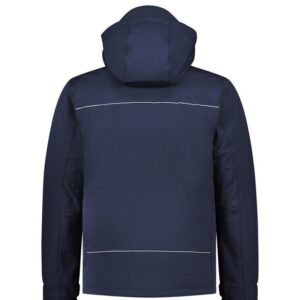 Santino Stockholm Softshell stretch Fit marine 2