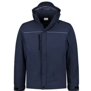 Santino Stockholm Softshell stretch Fit marine