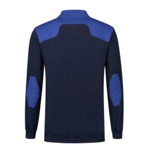 Santino Tesla 2color Polo-sweater (280gm2) marine-blauw-b