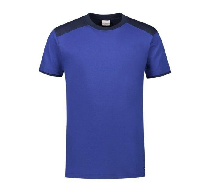 Santino Tiesto 2color T-shirt (190gm2) blauw-marine