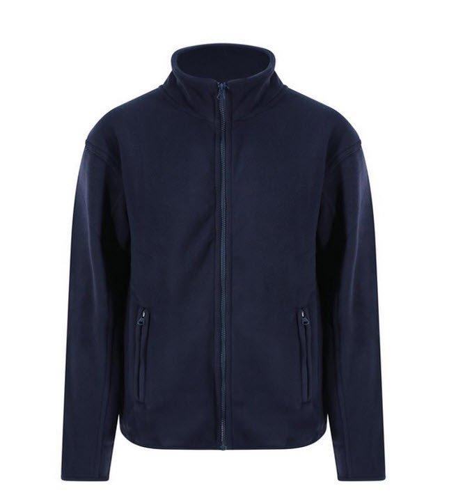 Ducotex Pro Micro Fleece jas met rits