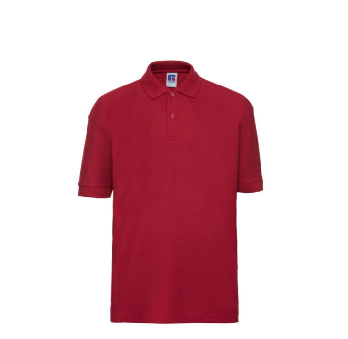 Russell Kinder Polo-shirt Classic 210g-m2 tood