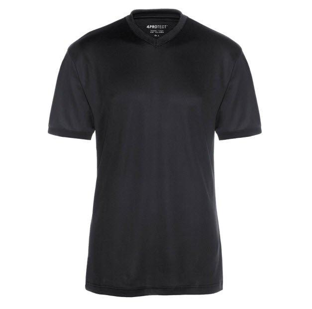 4protect uv bestendige t shirt columbia zwart