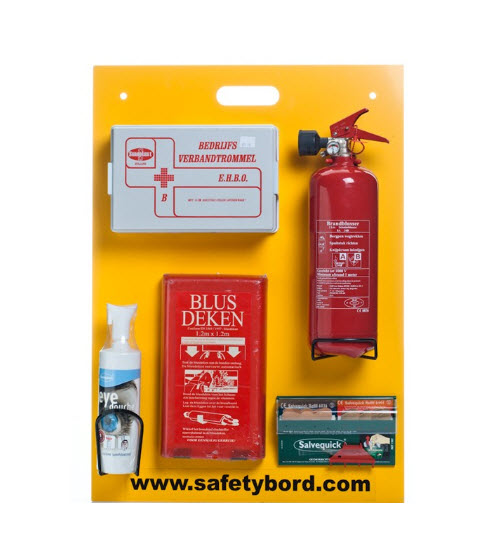 BHV safetybord b