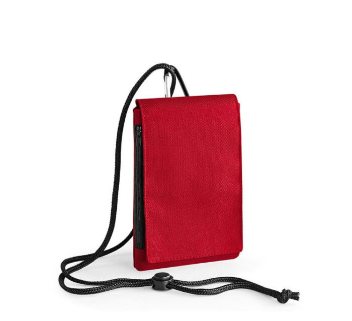bagbase smartphone houder xl pouche rood