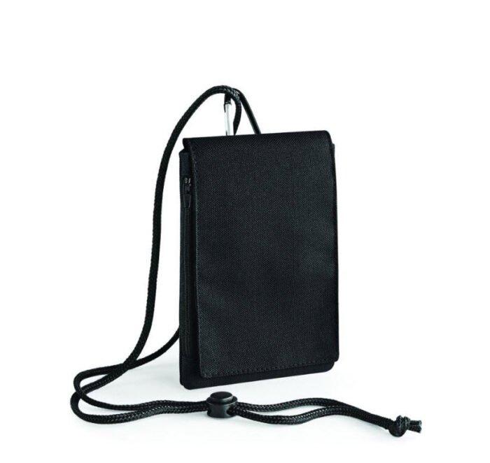 bagbase smartphone houder xl pouche zwart