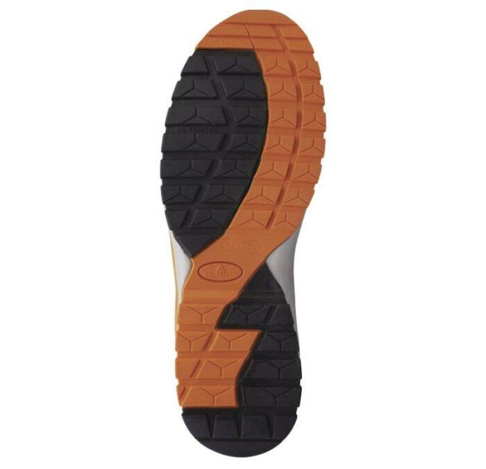 delta plus brooklyn lage schoen nubick nylon s3 hro src c