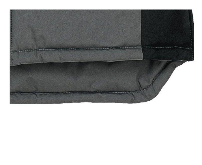 delta plus fidji bodywarmer polyester detail 2