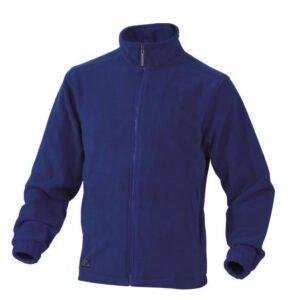 delta plus vernon fleece vest, jack polar korenblauw