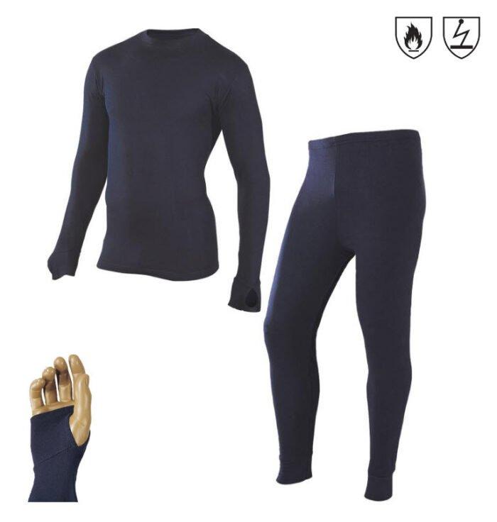 delta plus brandwerende onderkleding set