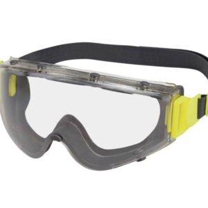 delta plus bril polycarbonaat masker met ventilatie