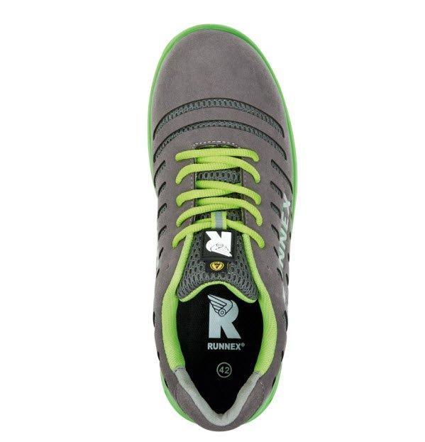 runnex 5170 flexstar lage schoen s1p esd src groen 2