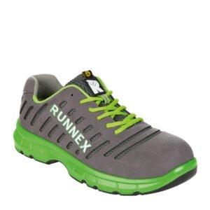 runnex 5170 flexstar lage schoen s1p esd src groen