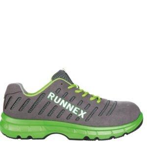 runnex 5170 flexstar lage schoen s1p esd src groen1