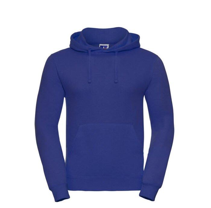 russell heren hoodie sweater 260gr m2 koningsblauw