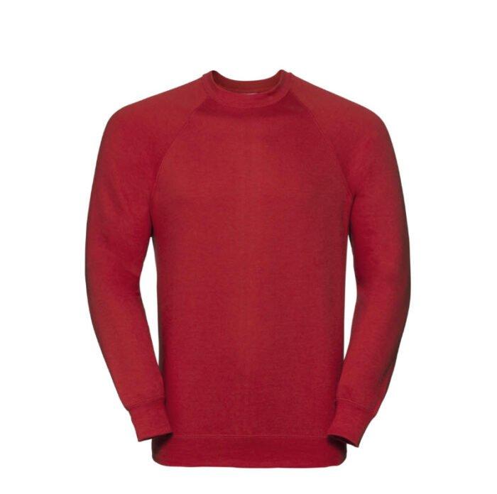 Russell Sweatshirt classic 295g-m2 rood