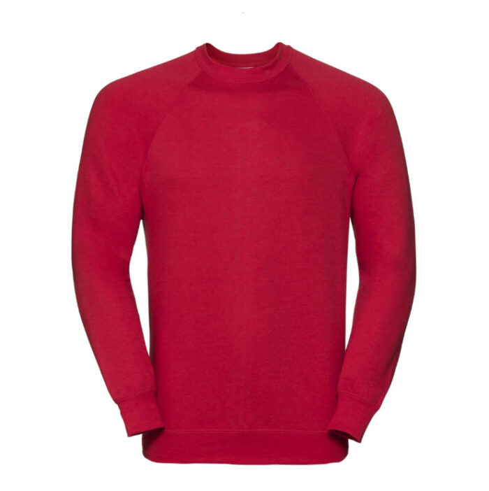 Russell Sweatshirt classic 295g-m2 rood2