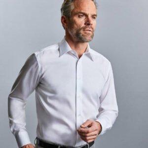 russell zakelijk overhemd, kreukvrij