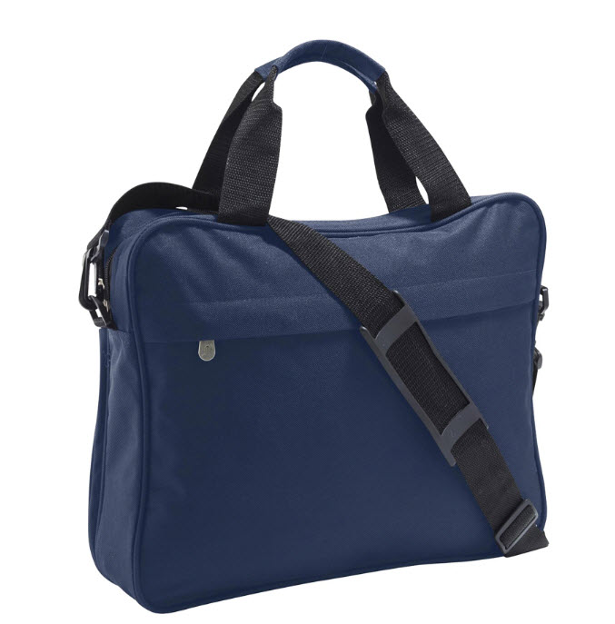 sol`s business documentdrager polyester blauw