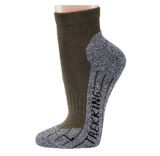 comfort trekking sokken met korte schacht 1