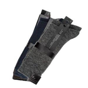 comfort zakelijk wollen sokken met band (2 paar 2