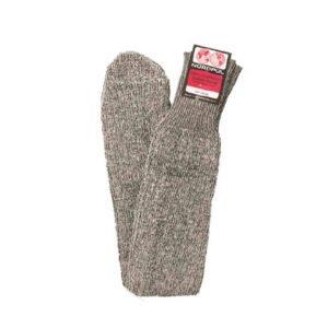 orginele wollen sokken 3 4 hoog met band (5 paar) 2