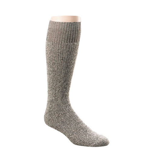 orginele wollen sokken 3 4 hoog met band (5 paar)