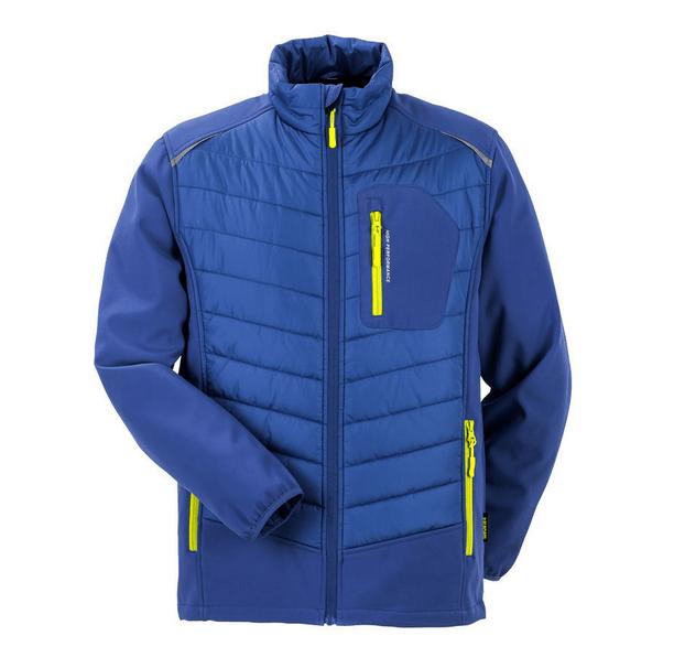 planam stretchline combi jack 65gr m2 (6680) blauw