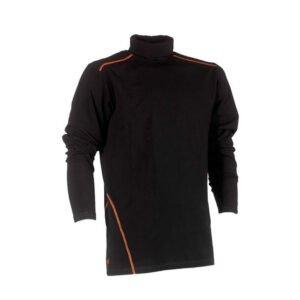 herock lotis coll shirt lange mouwen additionals (0902) zwart