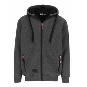 herock otis warme sweater 600 g m2 (2102) grijs