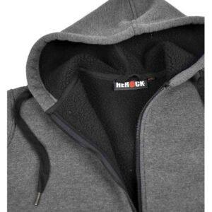 herock otis warme sweater 600 g m2 (2102) grijs b